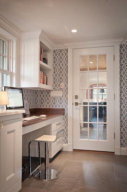 Home Office Wallpaper Design Connection Inc Kansas City Interior Design Blog