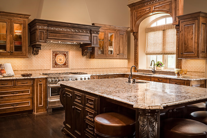 Leawood Kitchen - After