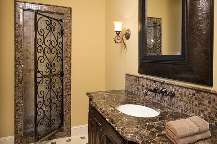 Upper Level Bathroom - After