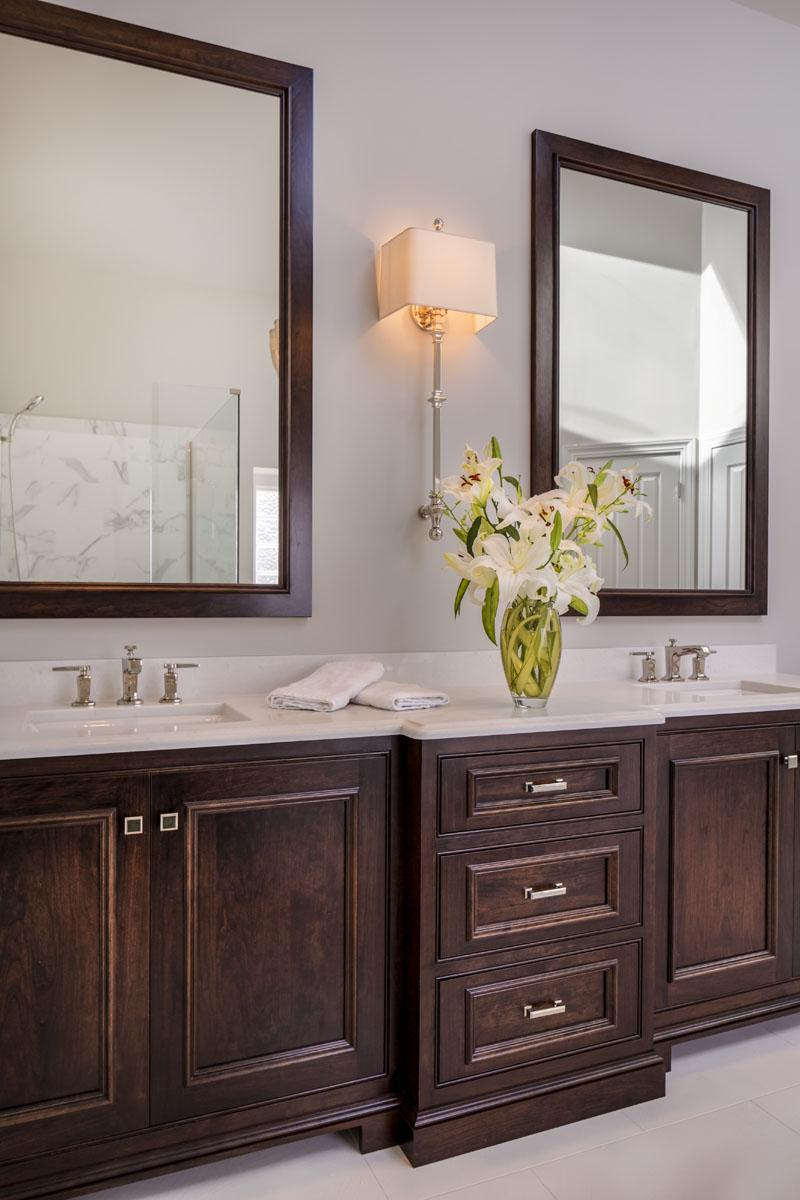 Design Connection Inc Kansa City Interior Design Bathroom 3