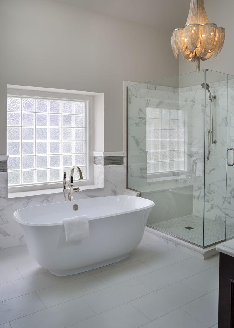 Design Connection Inc Kansa City Interior Design Bathroom 4