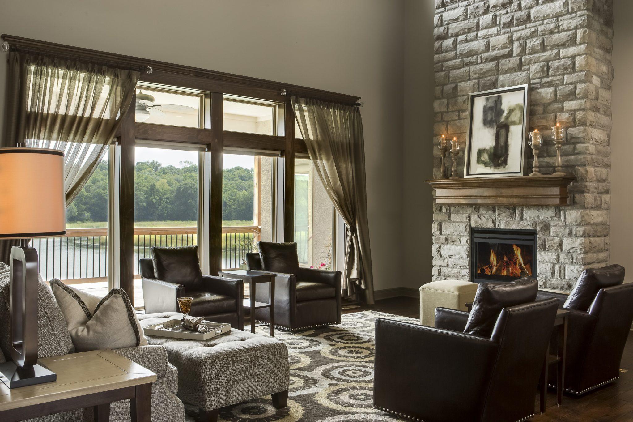 Stillwell Great Room Design Connection Inc Arlene Ladegaard Kansas City Interior Designer