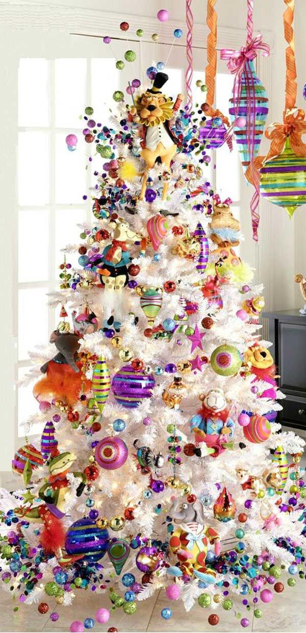 photo source homeditcom - 2016 Christmas Decor Trends