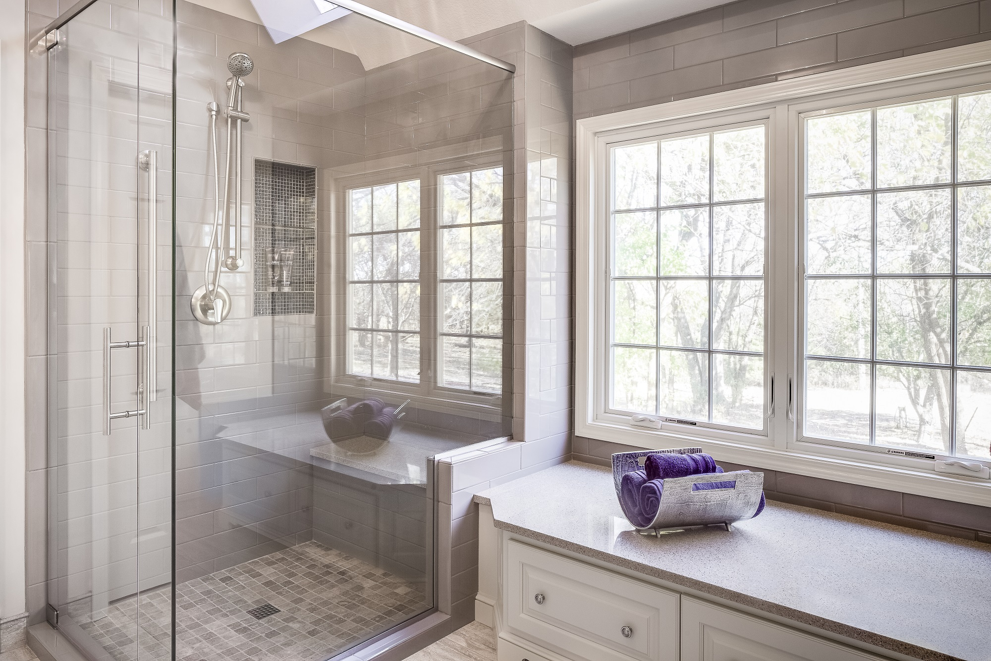 Bathroom Remodel Design Connection Inc Kansas City Interior Designer