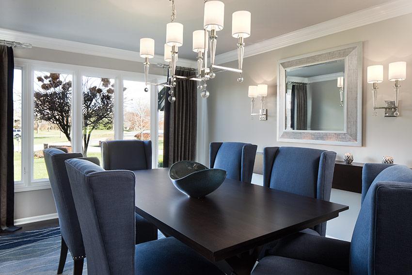 Overland Park Dining Room - After