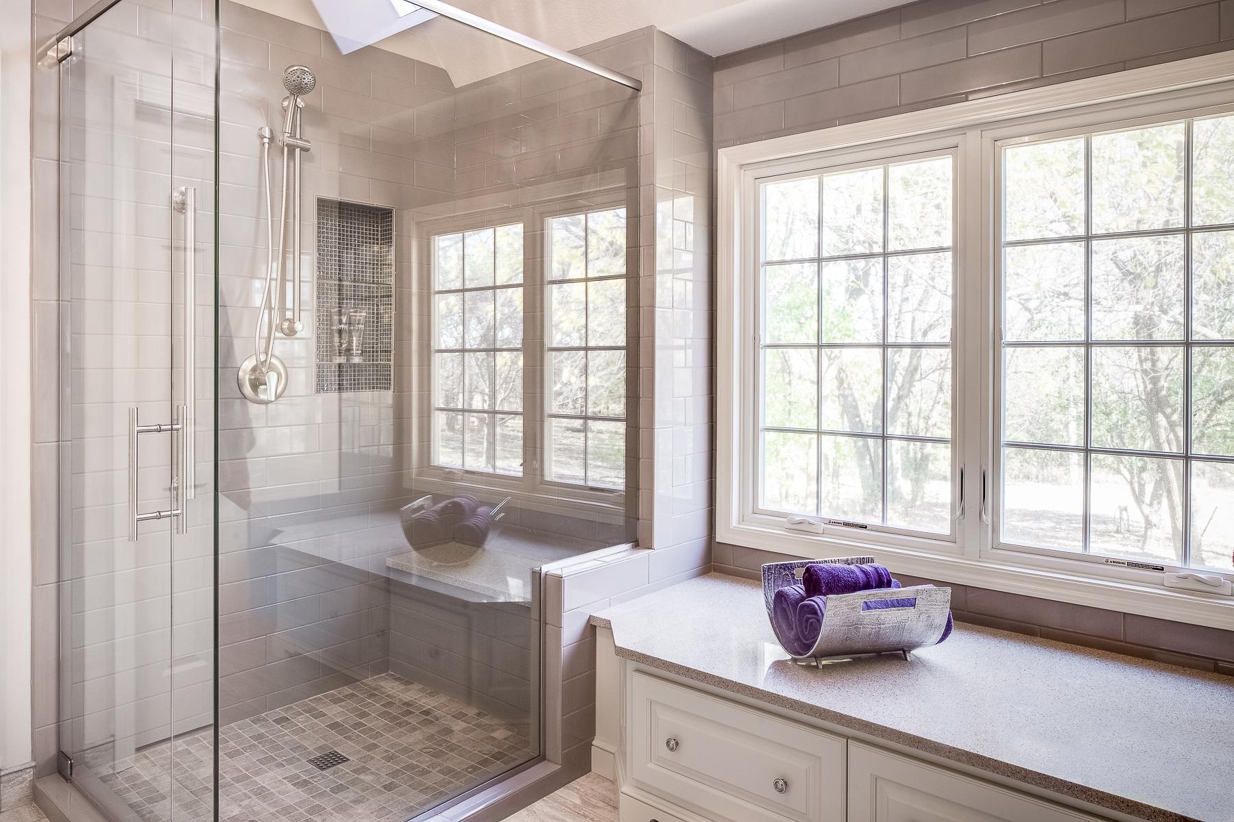 Bathroom Remodel Kansas City Interior Designer Arlene Ladegaard