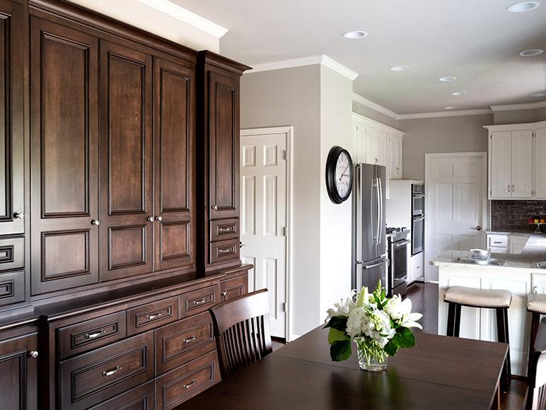 Shawnee Custom Cabinet - After
