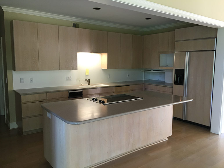 Kitchen Overland Park - Before