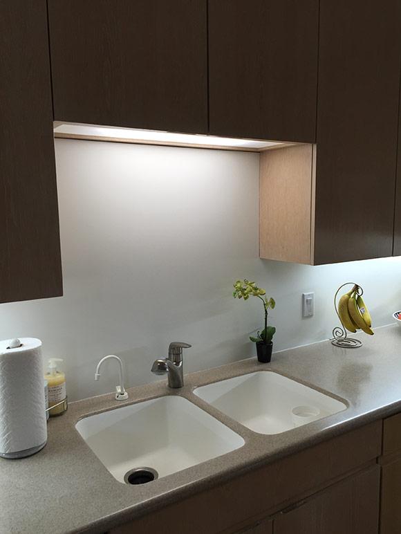 Kitchen Overland Park - Kitchen Sink Before