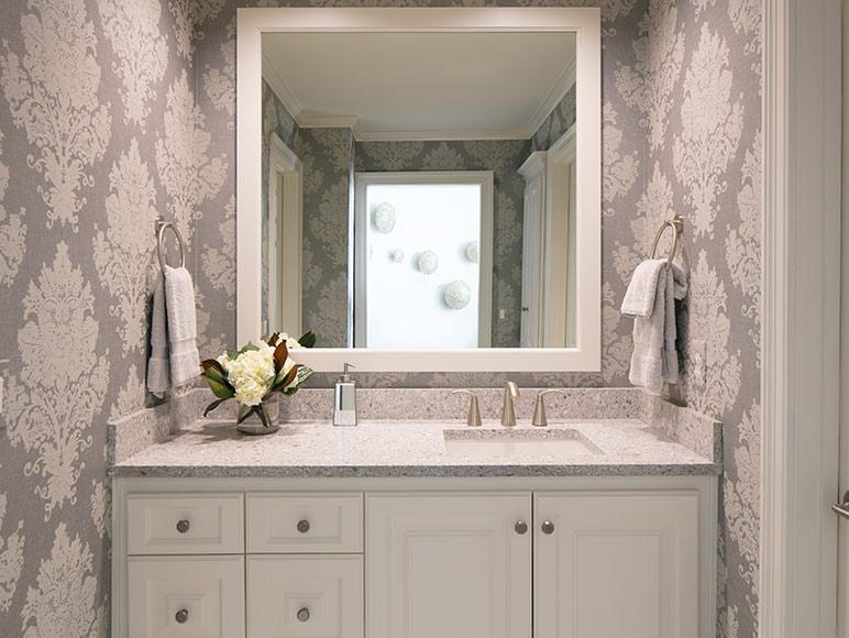 Bathroom 2 - After