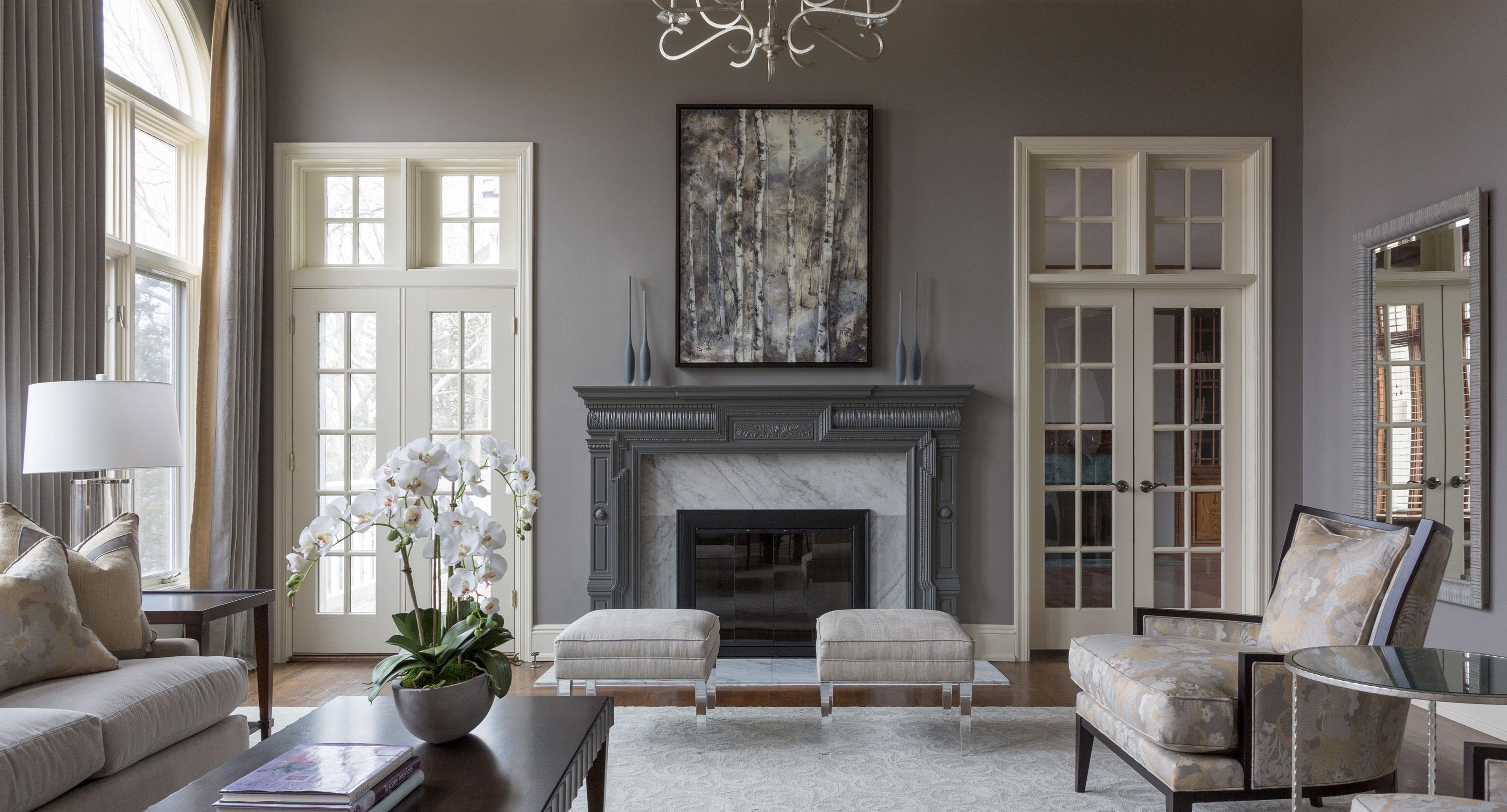 Marvelous Gorgeous Great Room Interiors