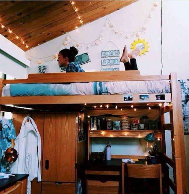 Dorm Room Decor and Design