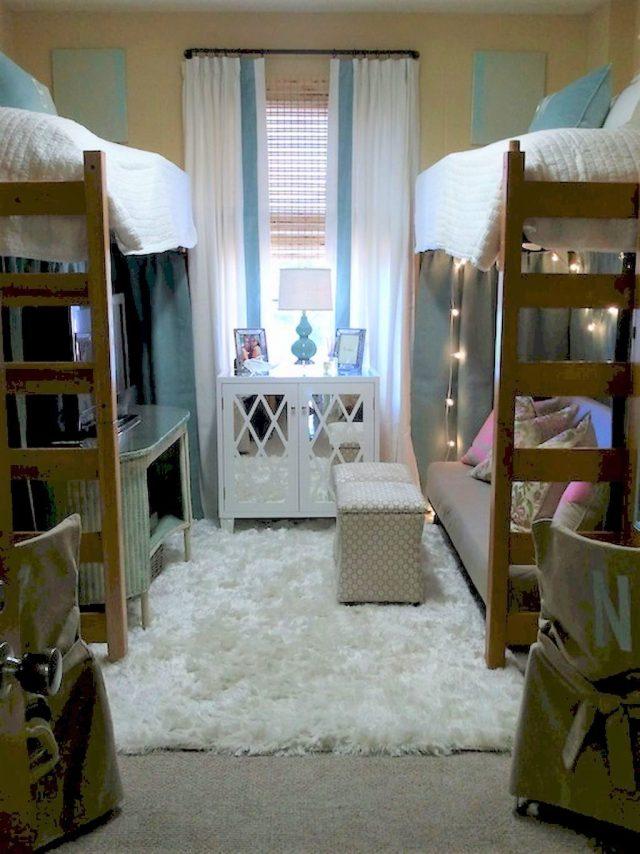 dorm room design and decor