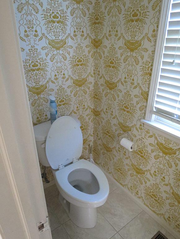 Bathroom -Before