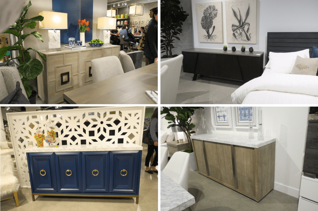Design Trend 2018 furniture